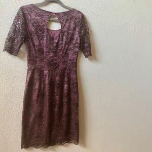 Like NEW Antonio Melani Knee Length Evening Dress!